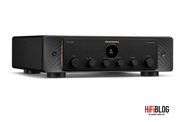 Marantz Model 30 Integrated Amplifier and SACD 30n Network SACD Player 12