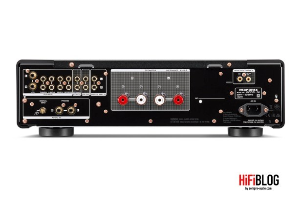 Marantz Model 30 Integrated Amplifier and SACD 30n Network SACD Player 13