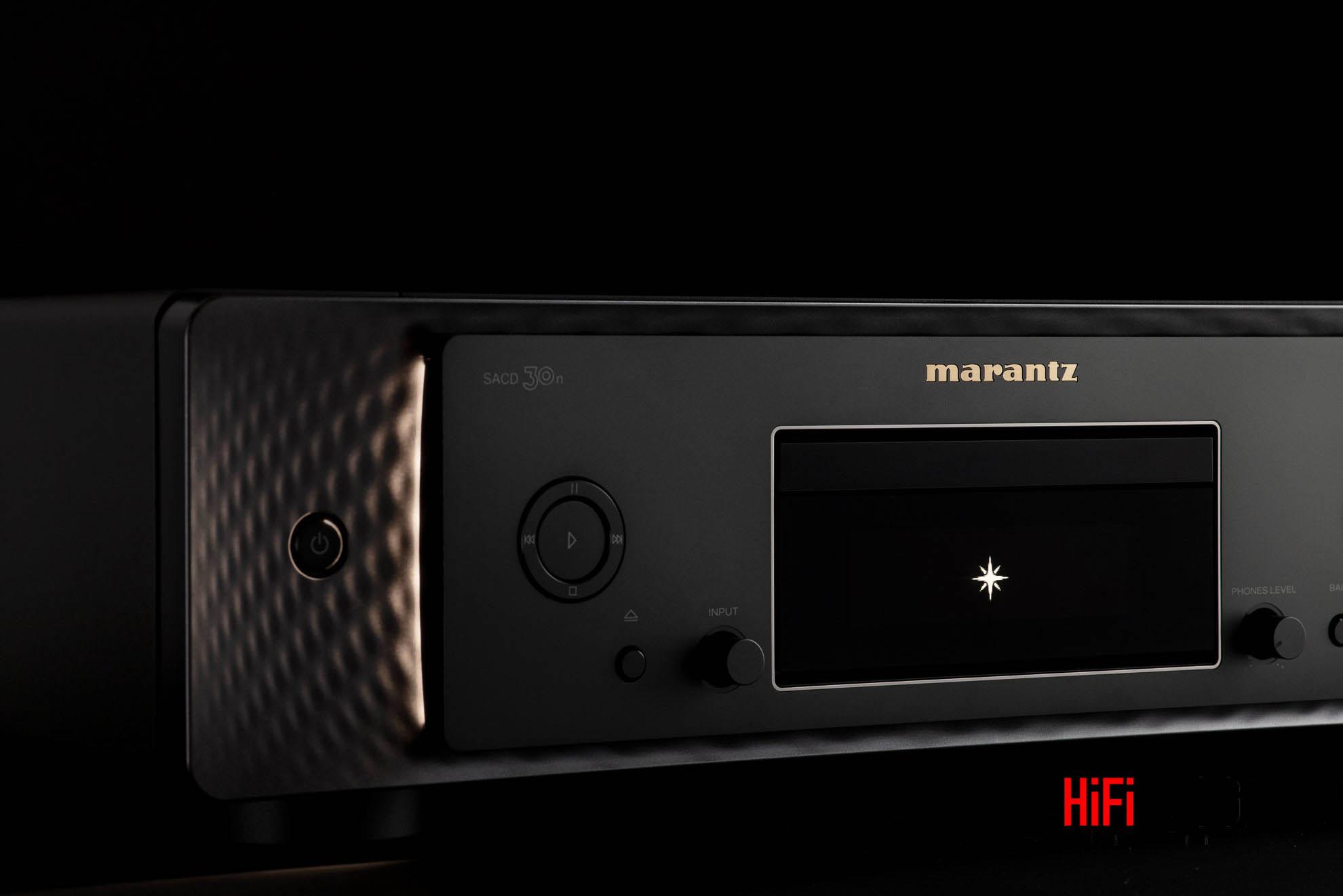 Marantz Model 30 Integrated Amplifier and SACD 30n Network SACD Player 38