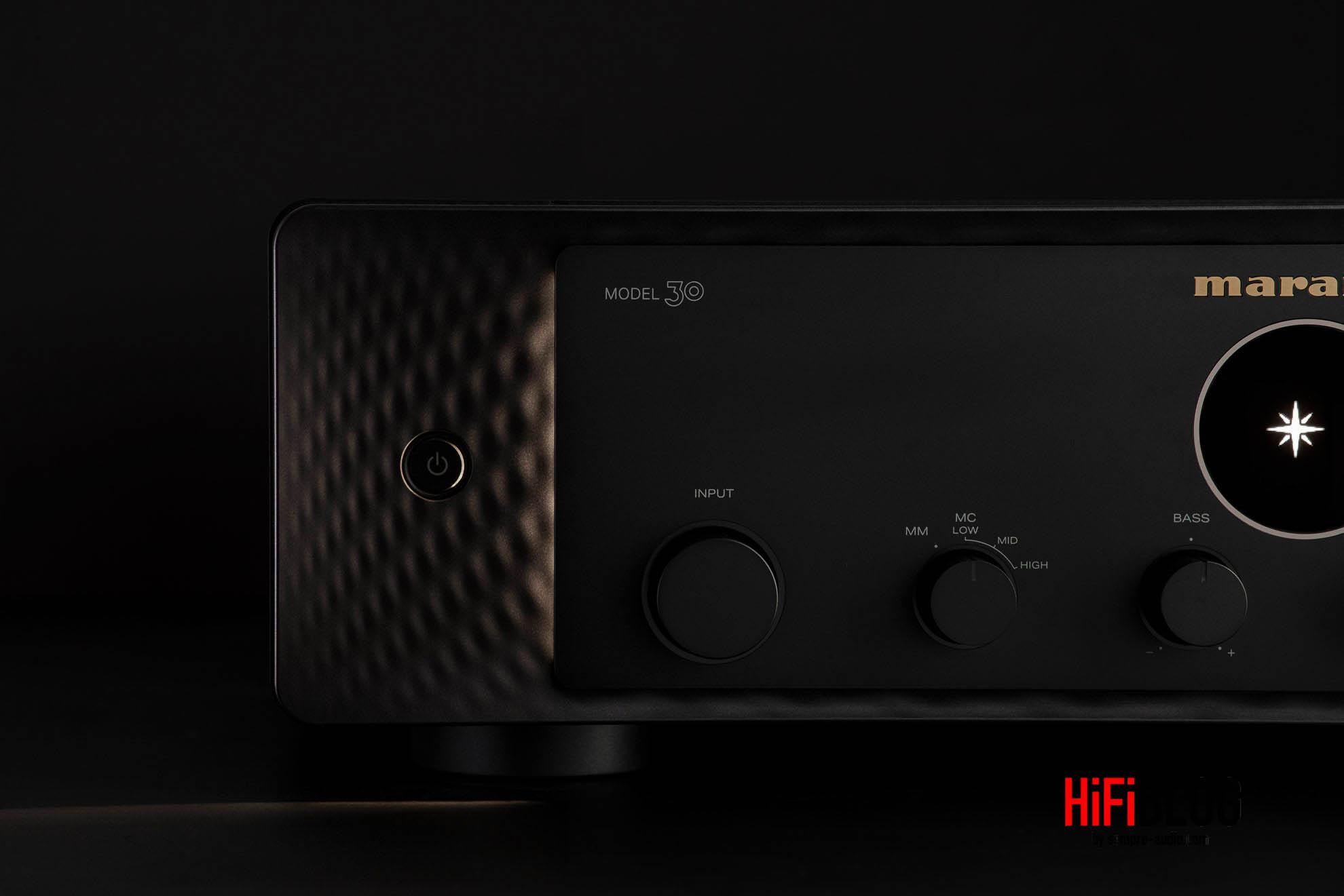 Marantz Model 30 Integrated Amplifier and SACD 30n Network SACD Player 4