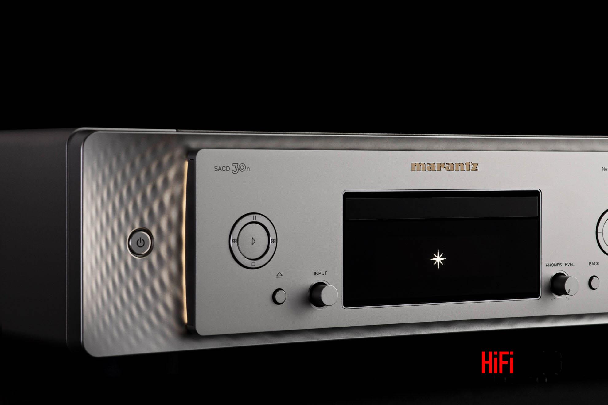 Marantz Model 30 Integrated Amplifier and SACD 30n Network SACD Player 41
