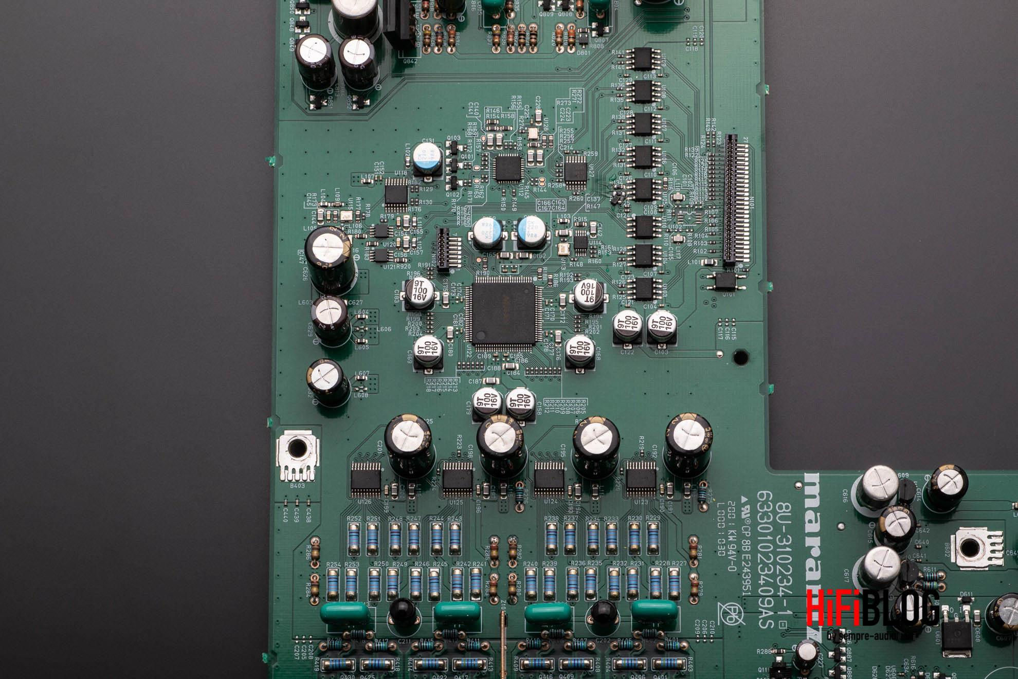 Marantz Model 30 Integrated Amplifier and SACD 30n Network SACD Player 56