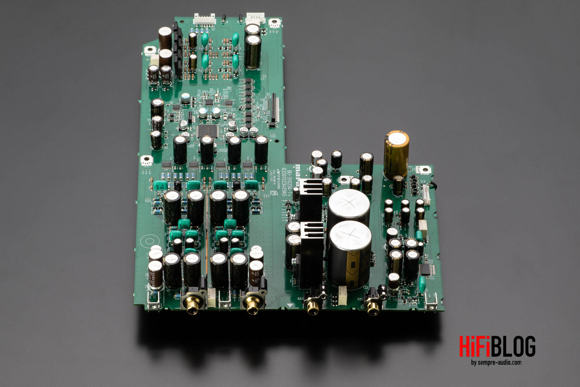 Marantz Model 30 Integrated Amplifier and SACD 30n Network SACD Player 62