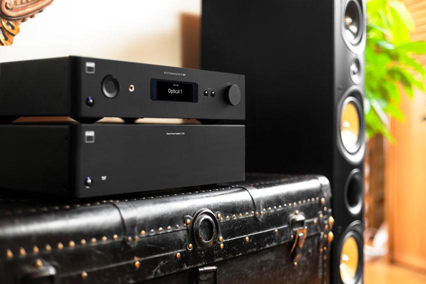 NAD C 298 Power Amplifier 7