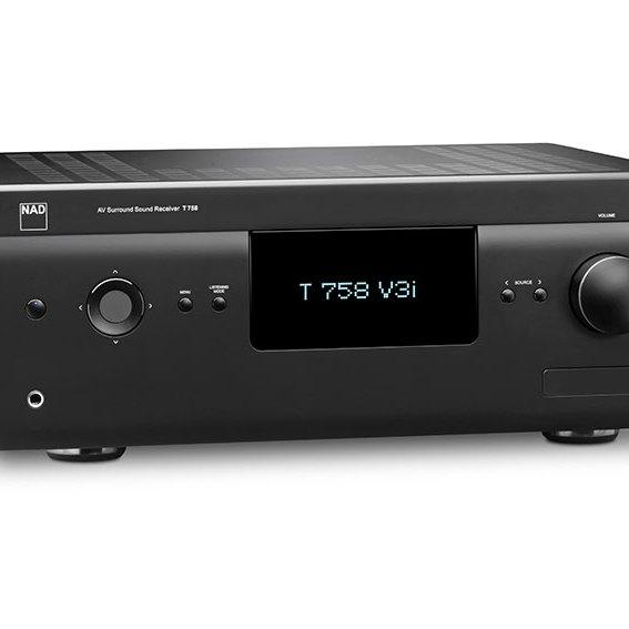 NAD T758 V3i AV Surround Sound Receiver 07