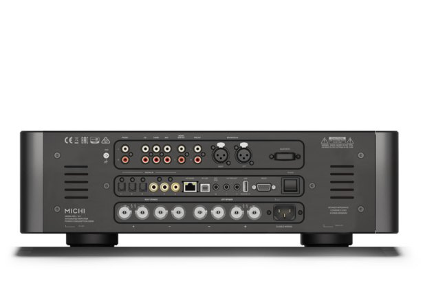 Rotel MICHI X3 Integrated Amplifier and Rotel MICHI X5 Integrated Amplifier 08
