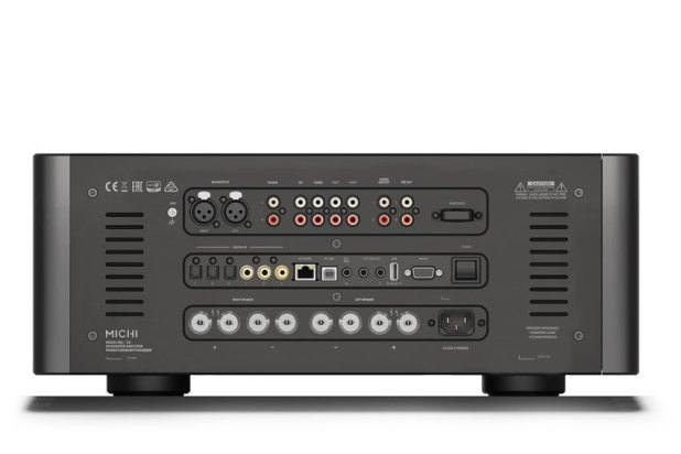 Rotel MICHI X3 Integrated Amplifier and Rotel MICHI X5 Integrated Amplifier 12
