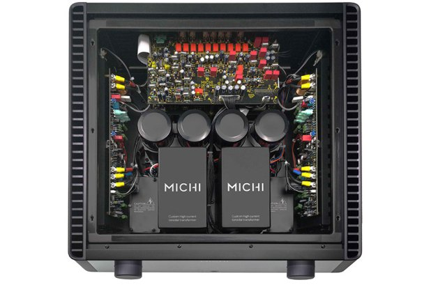 Rotel MICHI X3 Integrated Amplifier and Rotel MICHI X5 Integrated Amplifier 13