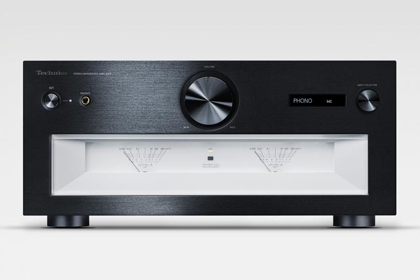 Technics SU R1000 Integrated Amplifier 01 1