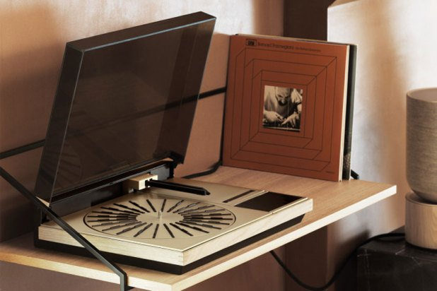 Bang Olufsen Beogram 4000c Recreated Limited Edition 01
