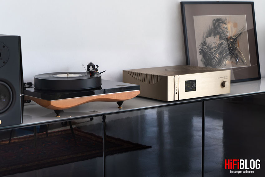 Gold Note PH 1000 Phono Stage 01