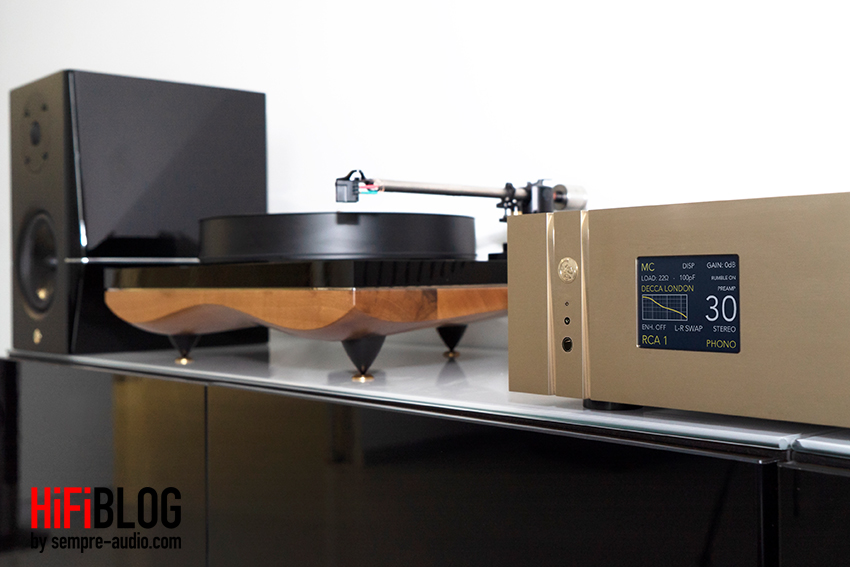 Gold Note PH 1000 Phono Stage 08