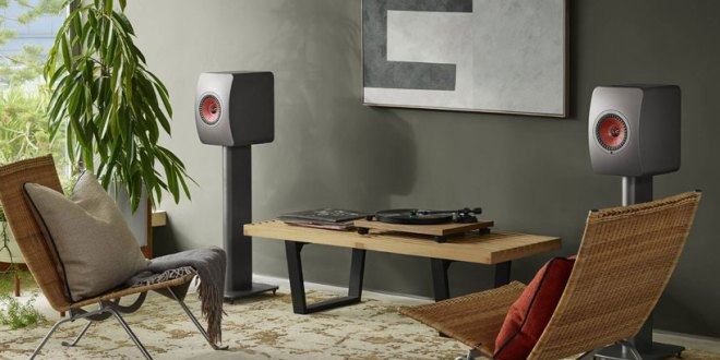 KEF LS50 Wireless II supports TIDAL Connect