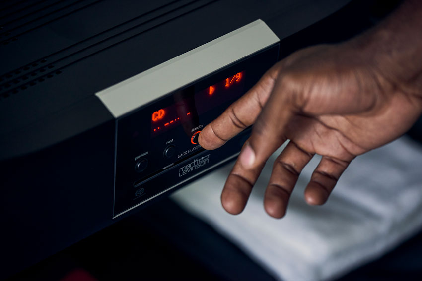 Mark Levinson No5101 Network Streaming SACD Player and DAC 05