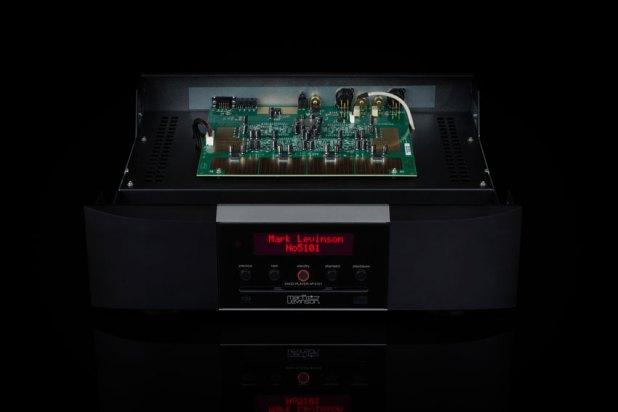 Mark Levinson No5101 Network Streaming SACD Player and DAC 12