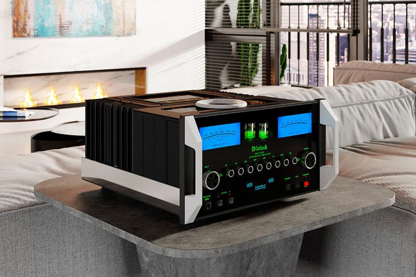 McIntosh MA12000 2 Channel Hybrid Integrated Amplifier 01