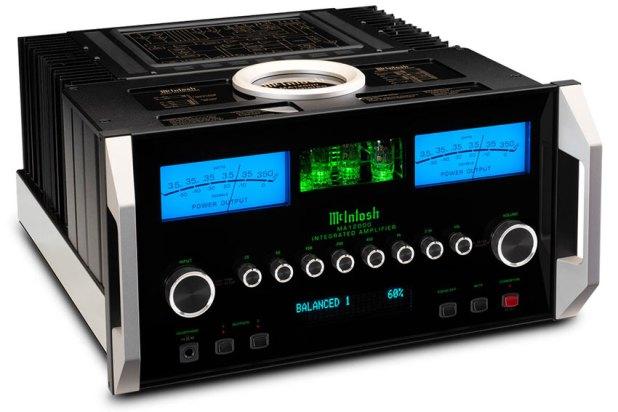 McIntosh MA12000 2 Channel Hybrid Integrated Amplifier 08
