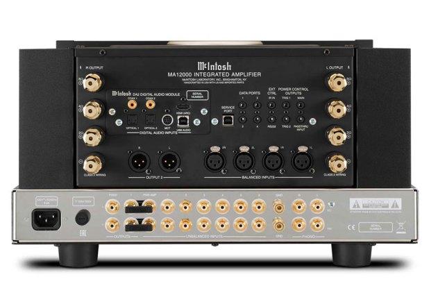 McIntosh MA12000 2 Channel Hybrid Integrated Amplifier 10