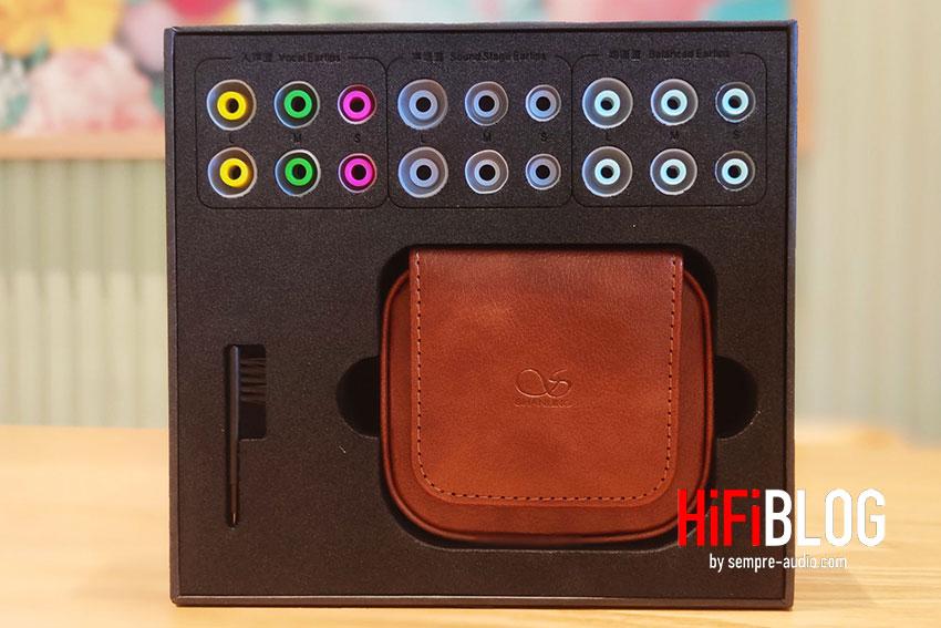 Shanling ME700 Lite 5 Driver Hybrid Earphones 05