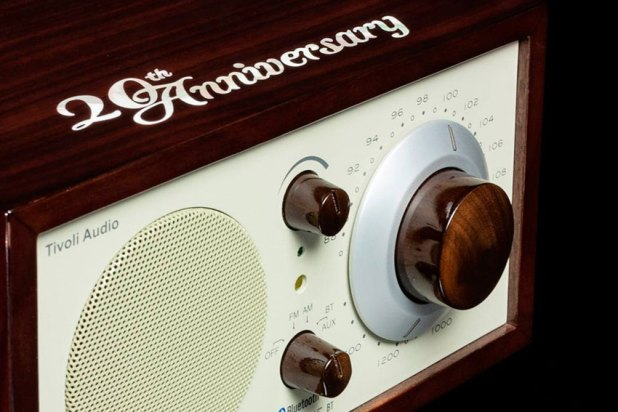 Tivoli Audio Model One BT 20th Anniversary Limited Edition 03