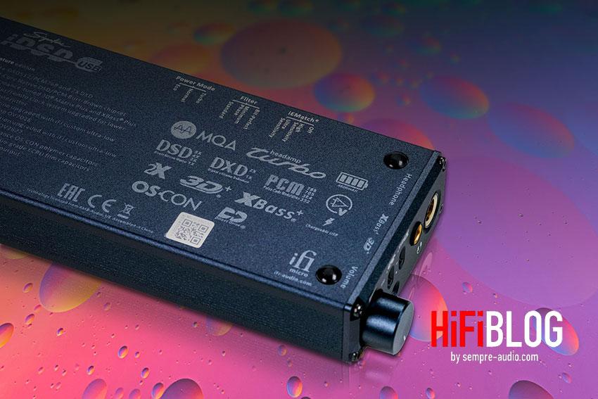 iFi Audio micro iDSD Signature 03