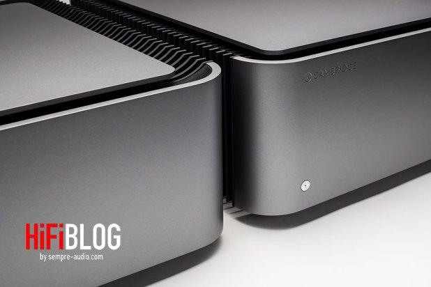 Cambridge Audio Edge M Monoblock Power Amplifier 03