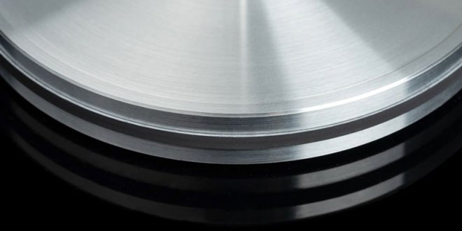 Pro-Ject Debut Aluminium Sub Platter – Upgrade for Pro-Ject Debut model range