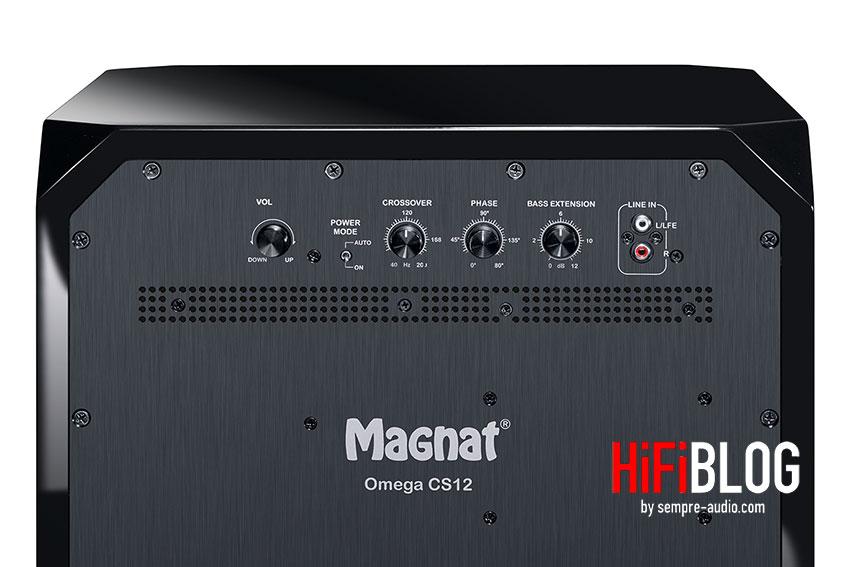 Magnat Omega CS 12 06
