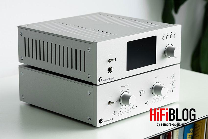 Pro Ject Phono Box RS2 01