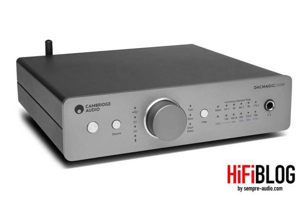 Cambridge Audio DacMagic 200M Hi Res DAC 10