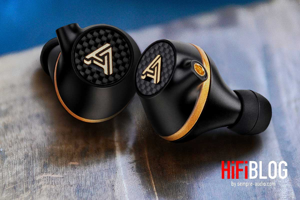 Audeze Euclid Closed back Planar Magnetic In ear 01