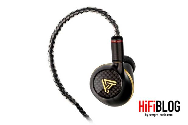 Audeze Euclid Closed back Planar Magnetic In ear 12
