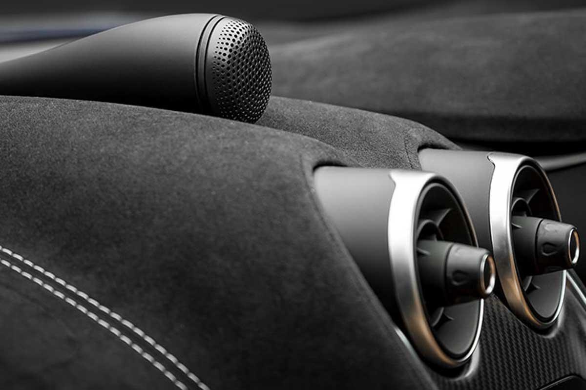 Bowers Wilkins McLaren Automotive Solutions 03