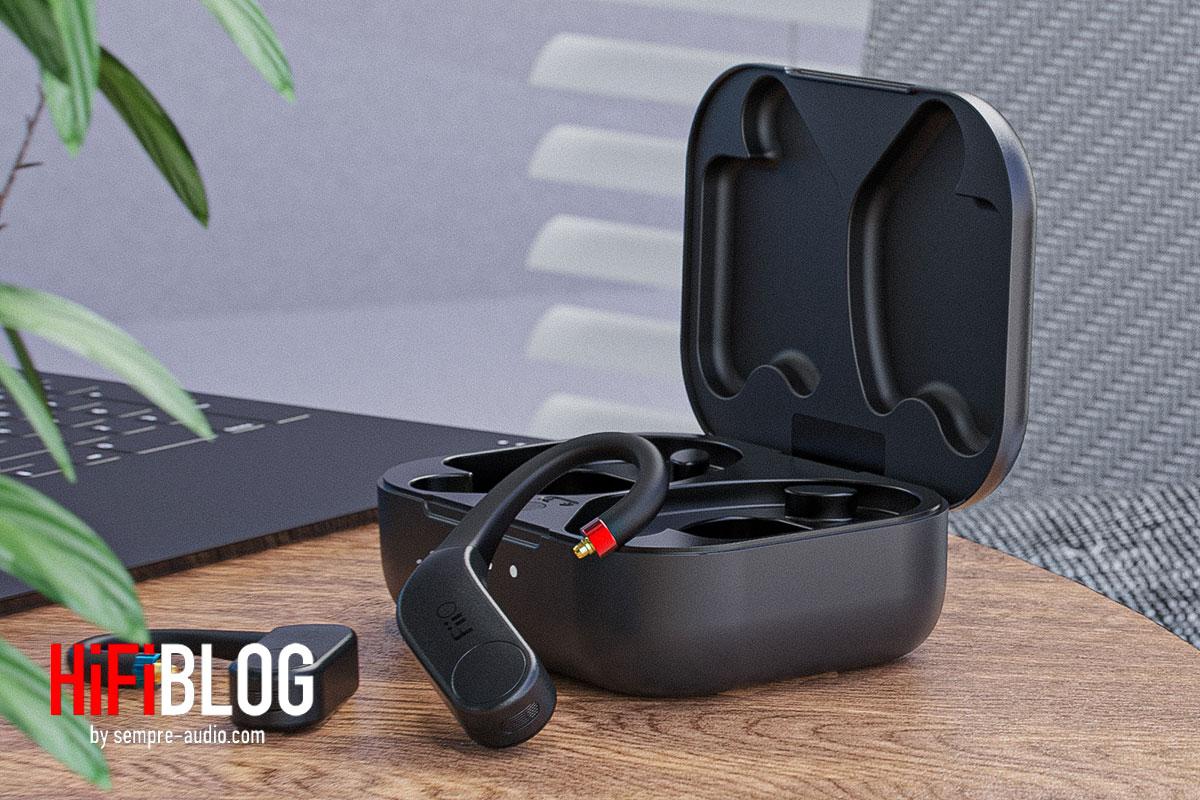 FiiO UTWS3 True Wireless Bluetooth Amplifier 04