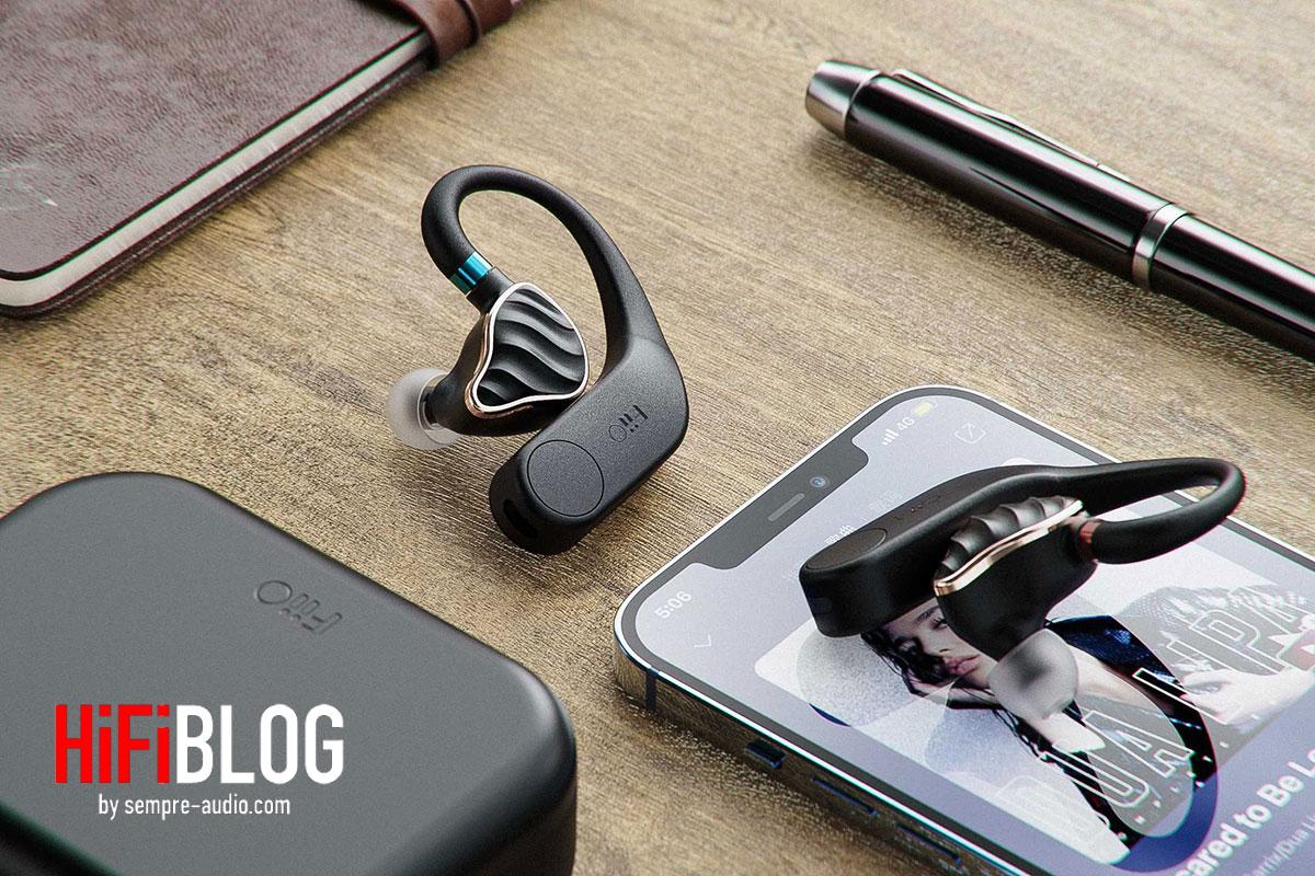 FiiO UTWS3 True Wireless Bluetooth Amplifier 05