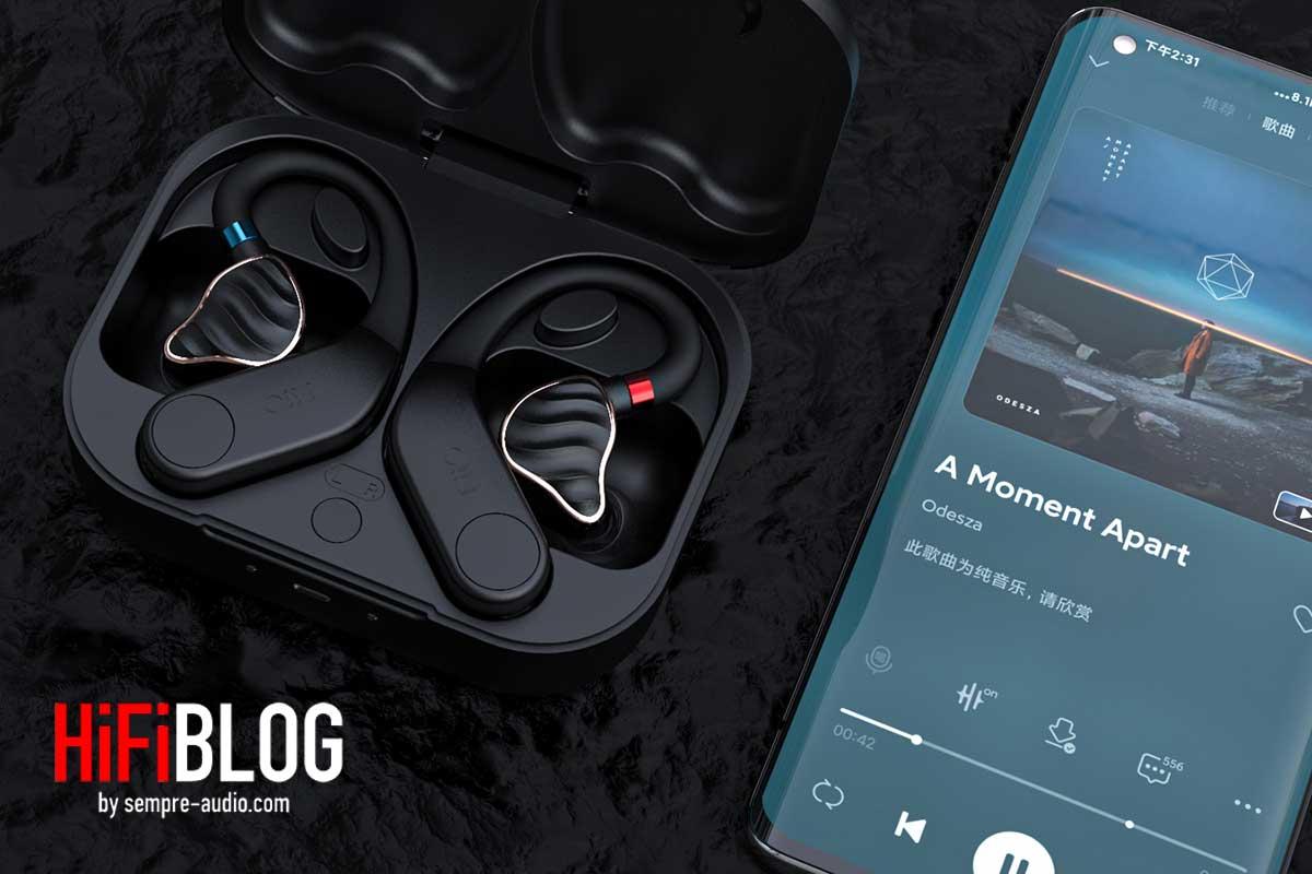 FiiO UTWS3 True Wireless Bluetooth Amplifier 10