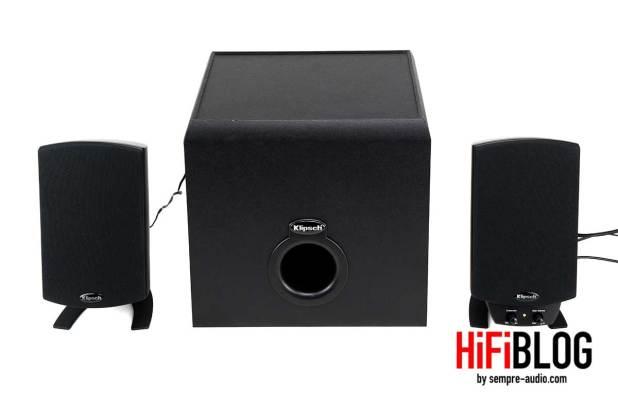 Klipsch ProMedia 2 1 BT Bluetooth Computer Speakers 04