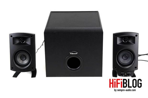 Klipsch ProMedia 2 1 BT Bluetooth Computer Speakers 05