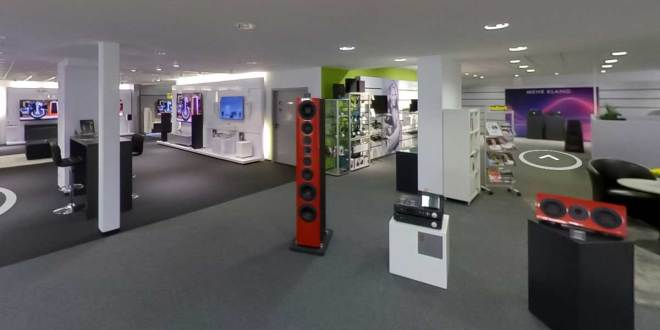 Nubert – Virtual shopping in Schwäbisch Gmünd