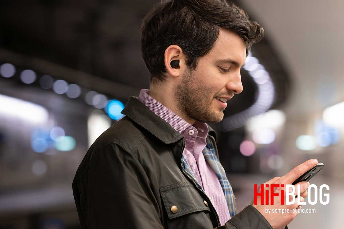 Cambridge Audio Melomania 1plus True Wireless In ear Headphones 01
