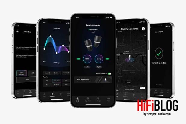 Cambridge Audio Melomania 1plus True Wireless In ear Headphones 12