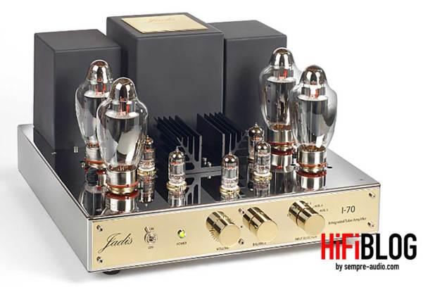 Jadis I70 Tube Integrated Amplifier 01