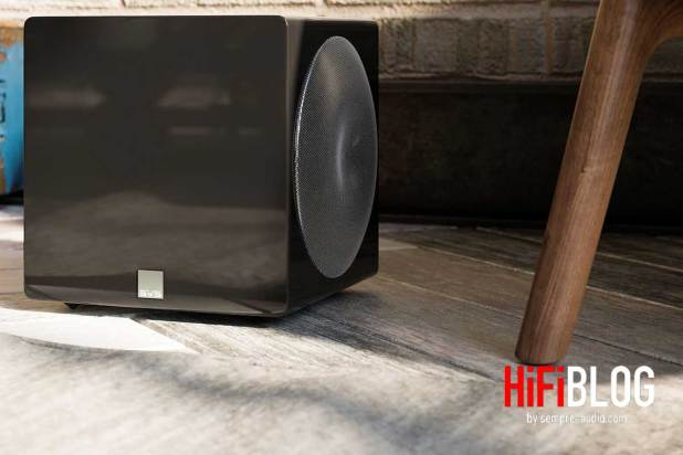 SVS 3000 Micro Subwoofer 01