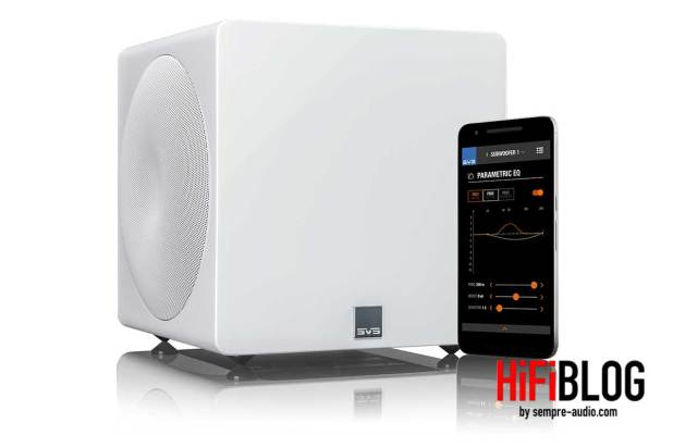 SVS 3000 Micro Subwoofer 07