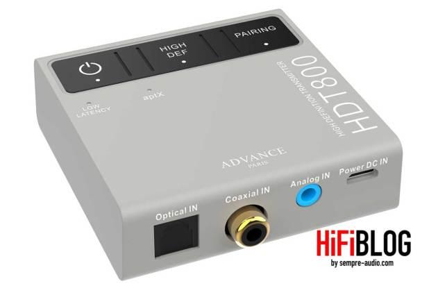 Advance Paris HDT800 Transmitter 05