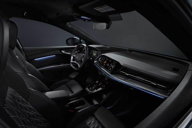 Audi Q4 e tron mit Sonos Soundsystem 05