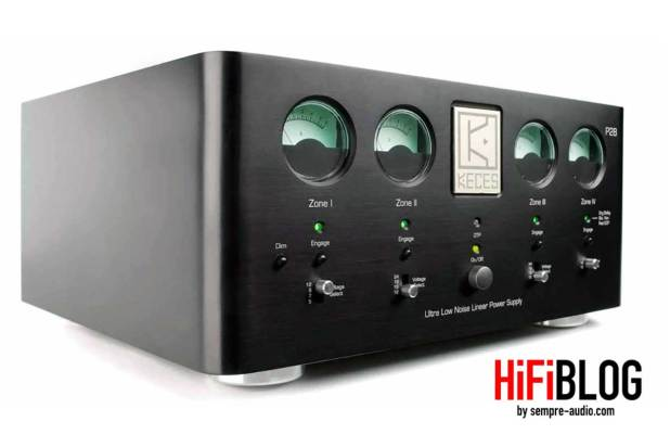 KECES P28 Ultra Low Noise Linear Power Supply 01