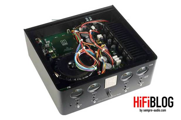 KECES P28 Ultra Low Noise Linear Power Supply 03