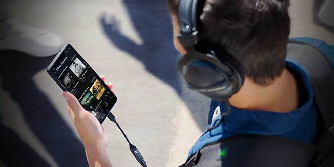 THX Onyx Portable DAC Headphone Amplifier