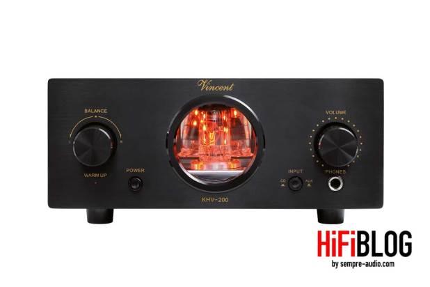 Vincent KHV 200 Hybrid Headphone Amplifier 03